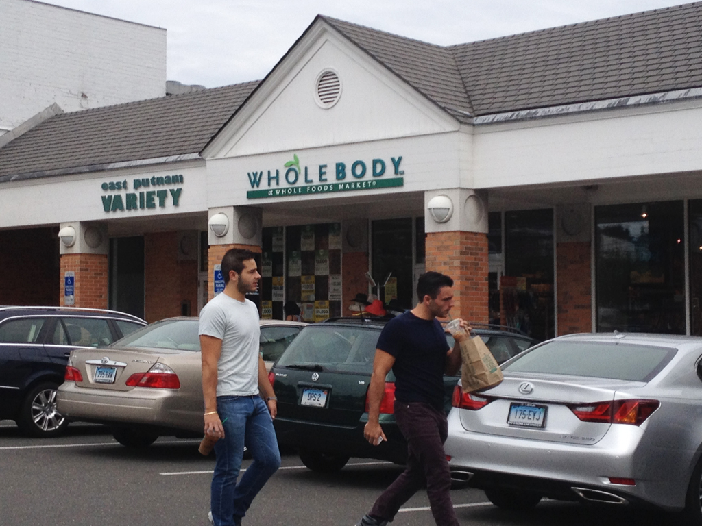 Whole Foods Body Greenwich Ct
