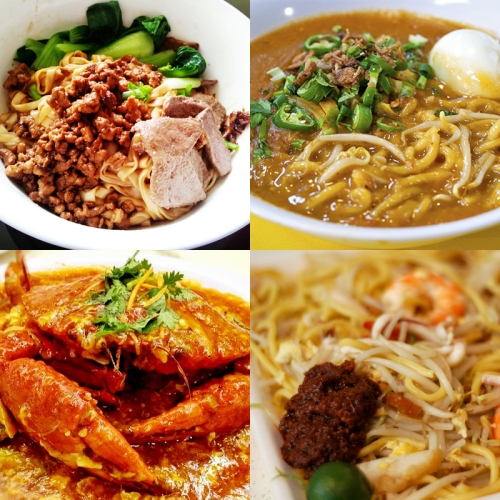"These four have something in common: ""tsap""."